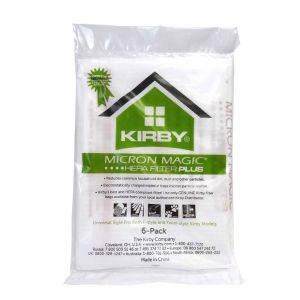 Kirby Micron Magic HEPA MircoAllergen PLUS (6 tükki)